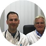 Dr. Peter Krebs <br>und Dr. Michael Krebs